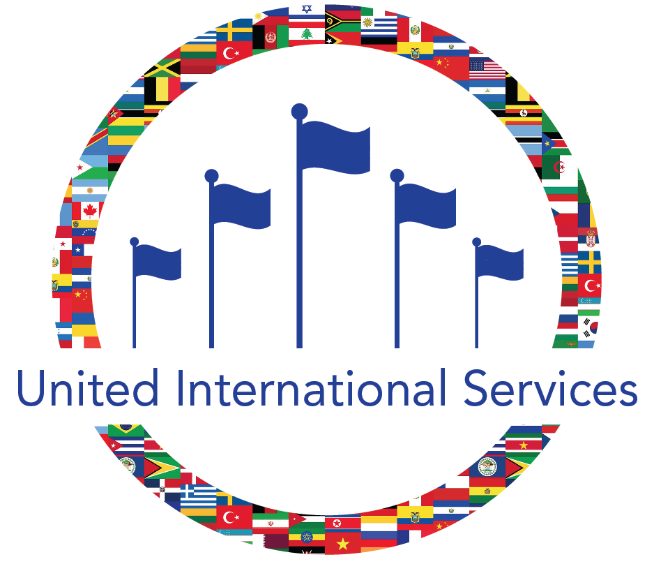 Official Logo United International Services