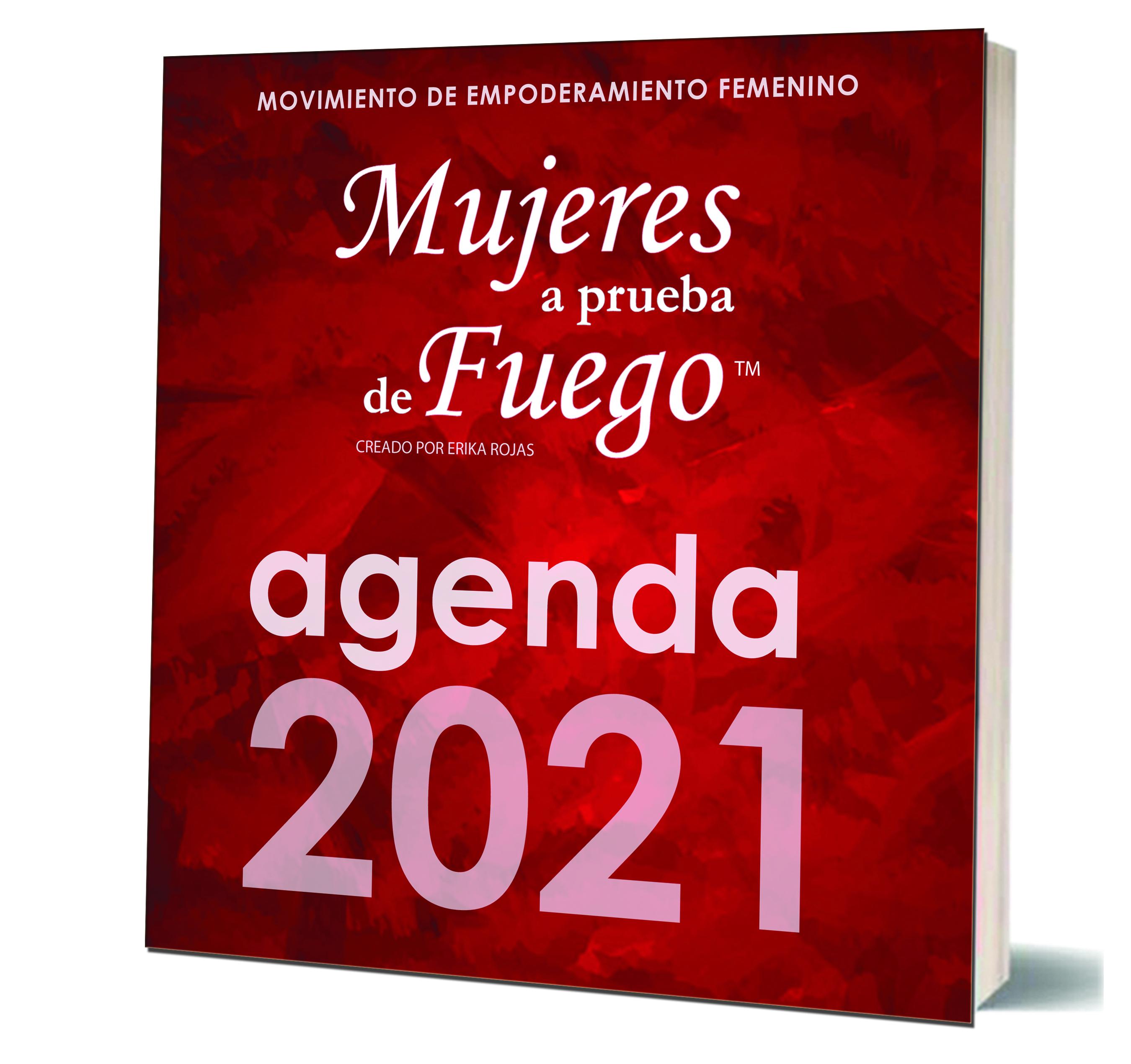 Agenda Mujeres a Prueba de Fuego 2021