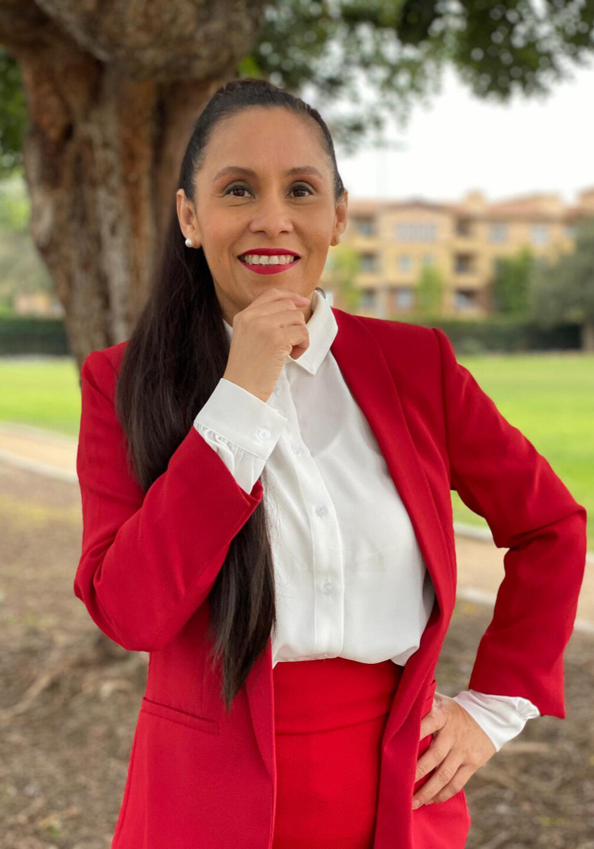 Erika Rojas, creadora de mujeres a prueba de fuego